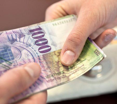 billet 1000 francs